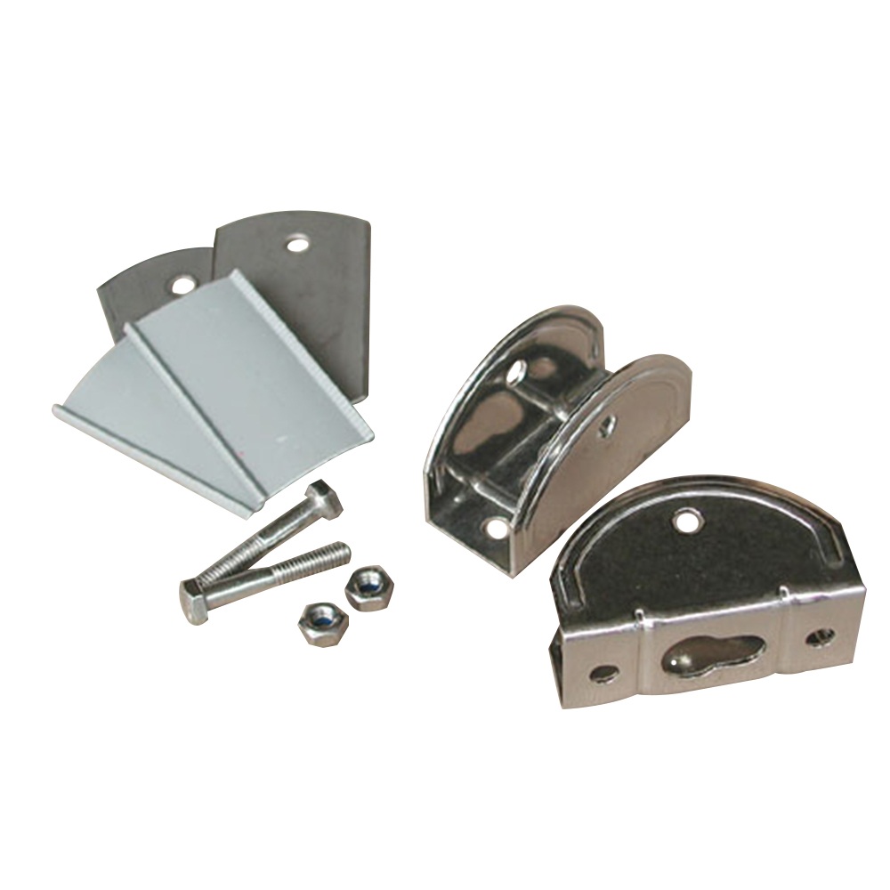 Deck Brackets for Ladders (Pair)