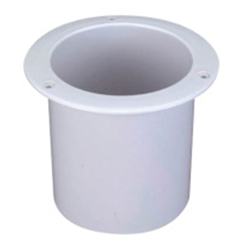 Vent White Trim Ring