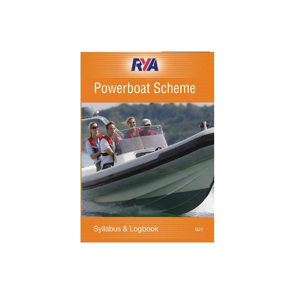 Powerboat Scheme Syllabus & Logbook (G20)