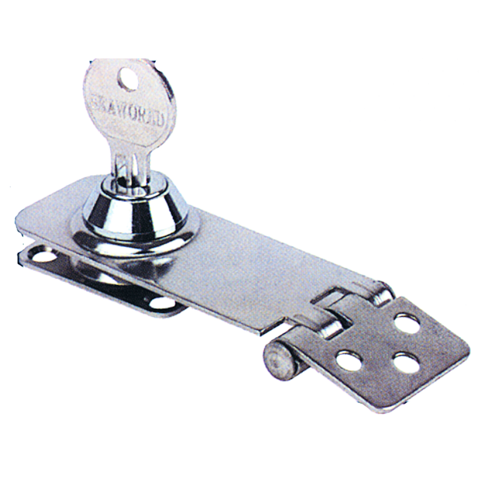 Lockable Hasp & Staple