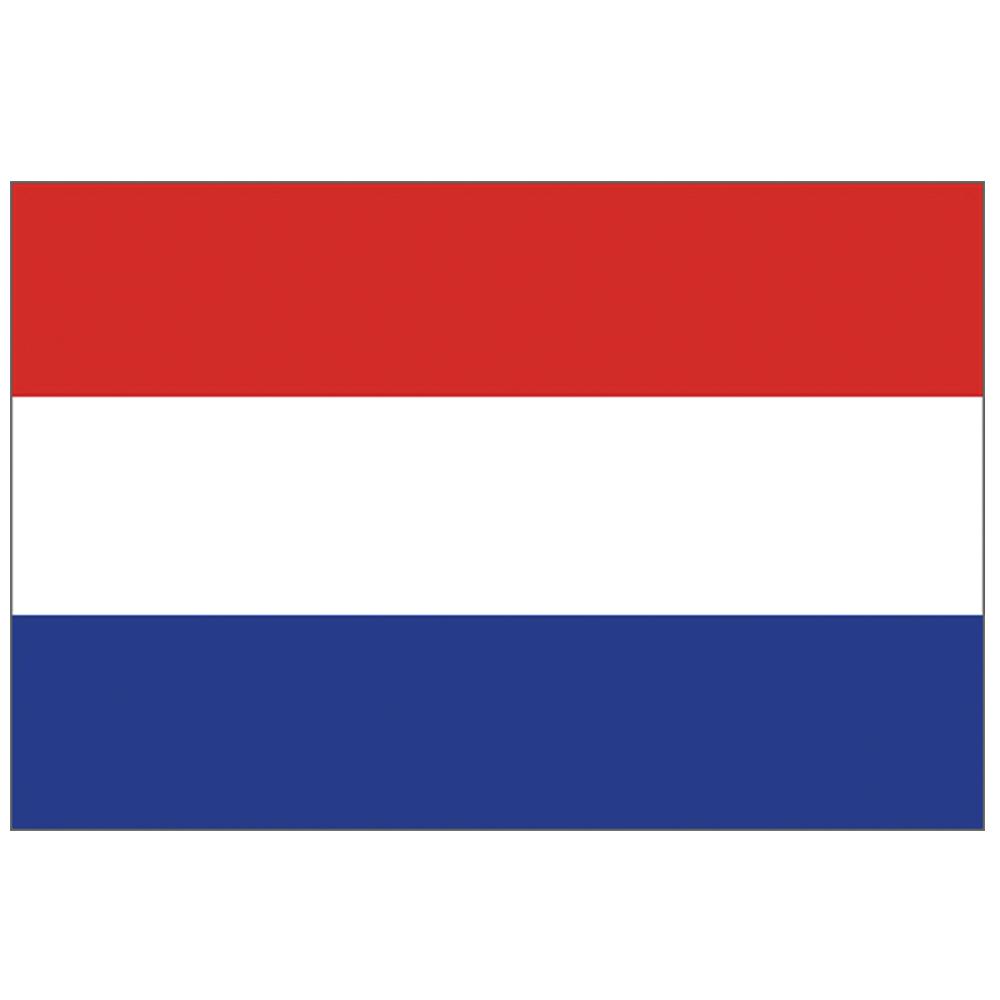Courtesy Flag Netherlands