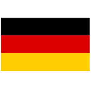Courtesy Flag Germany