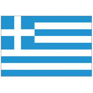 Courtesy Flag Greece