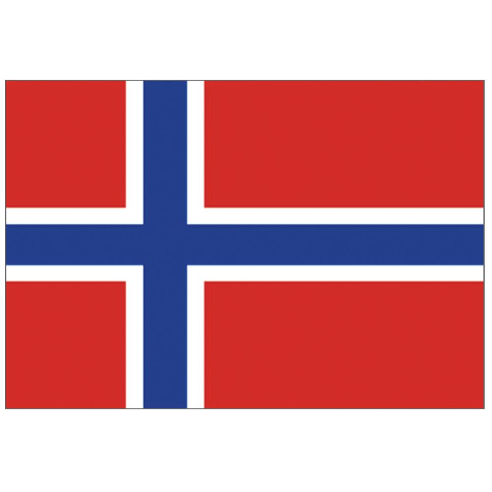 Courtesy Flag Norway