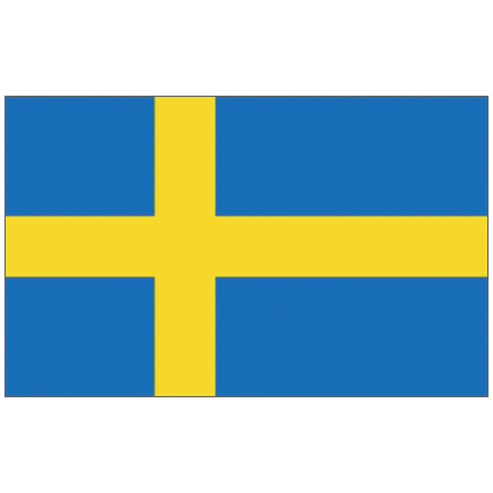 Courtesy Flag Sweden