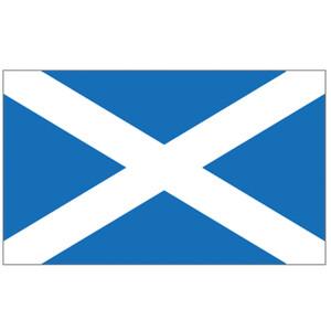 Courtesy Flag St Andrew (Scotland)