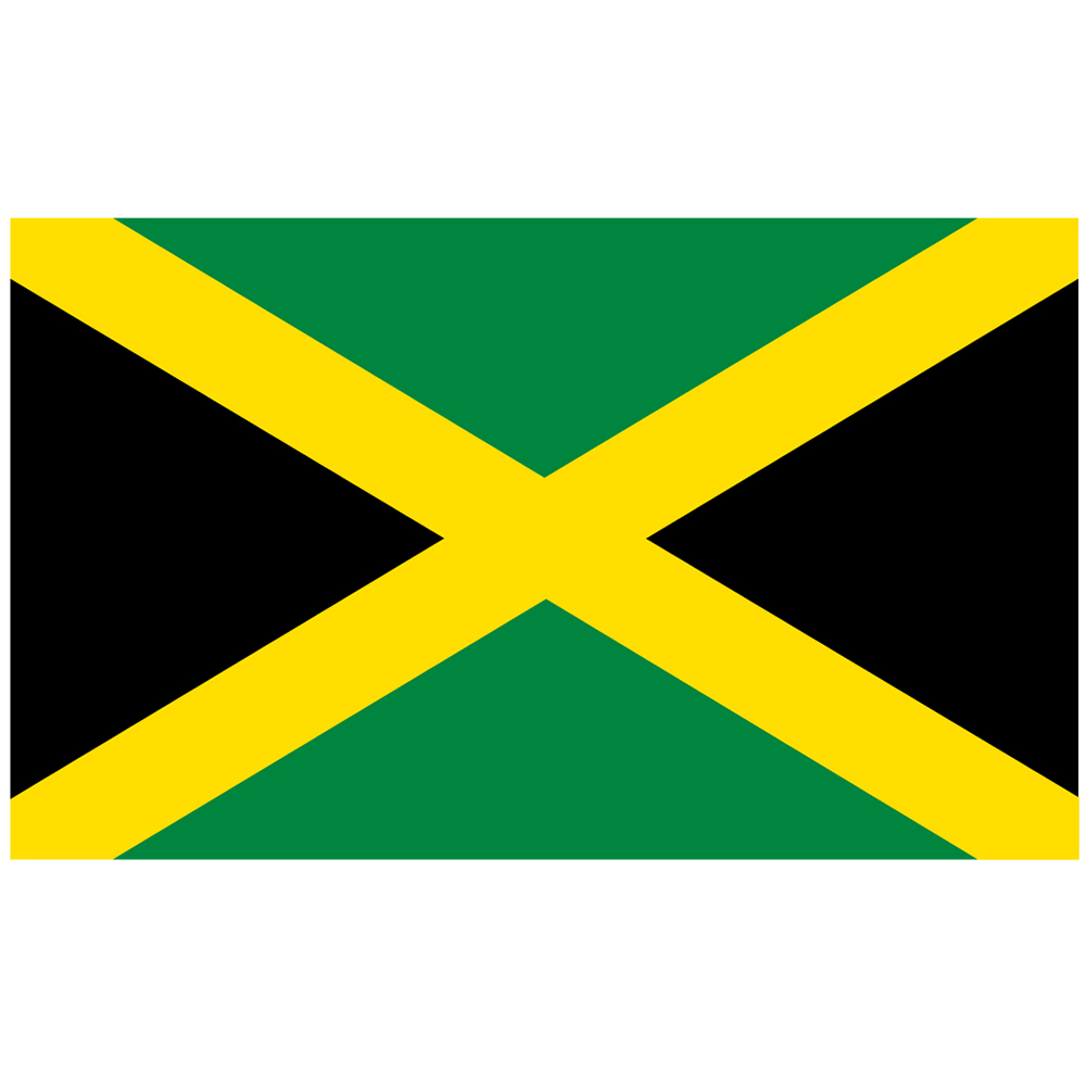 Courtesy Flag Jamaica