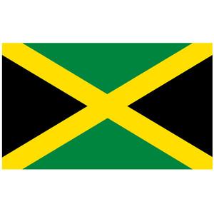 Courtesy Flag Jamaica