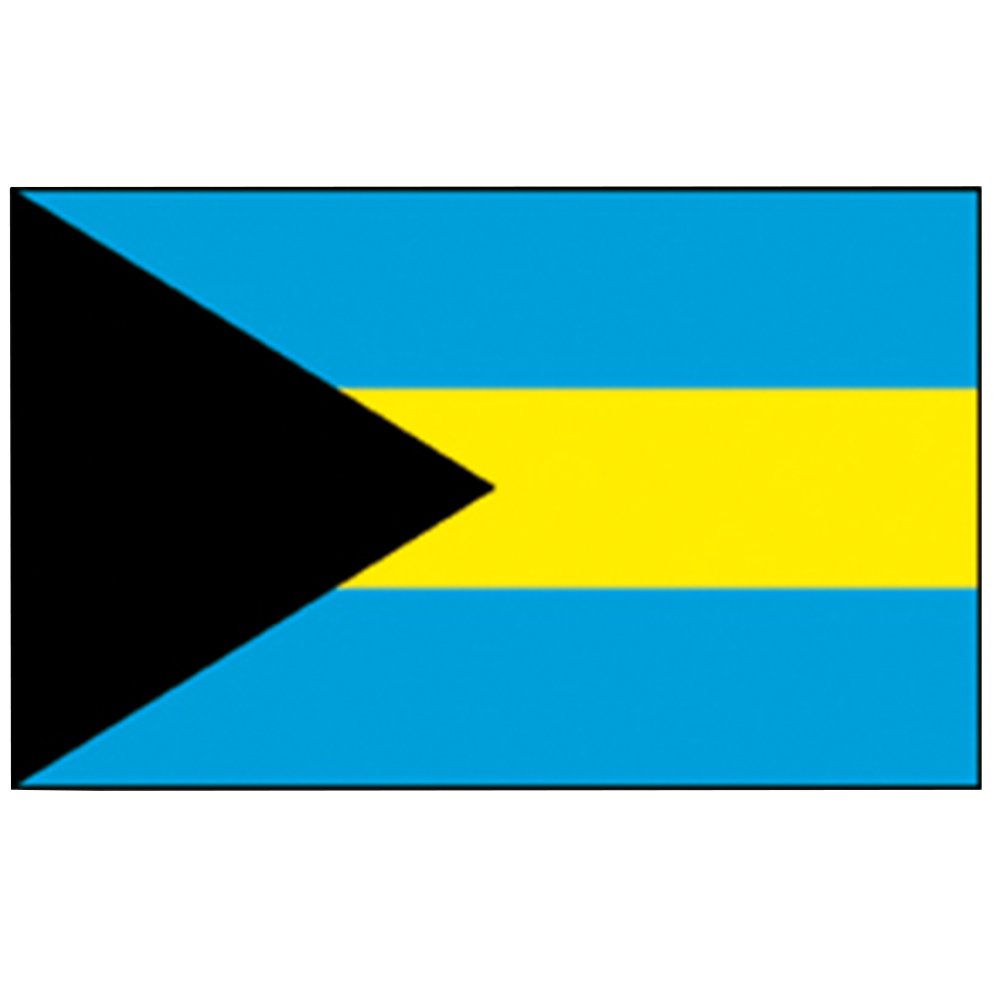 Courtesy Flag Bahamas