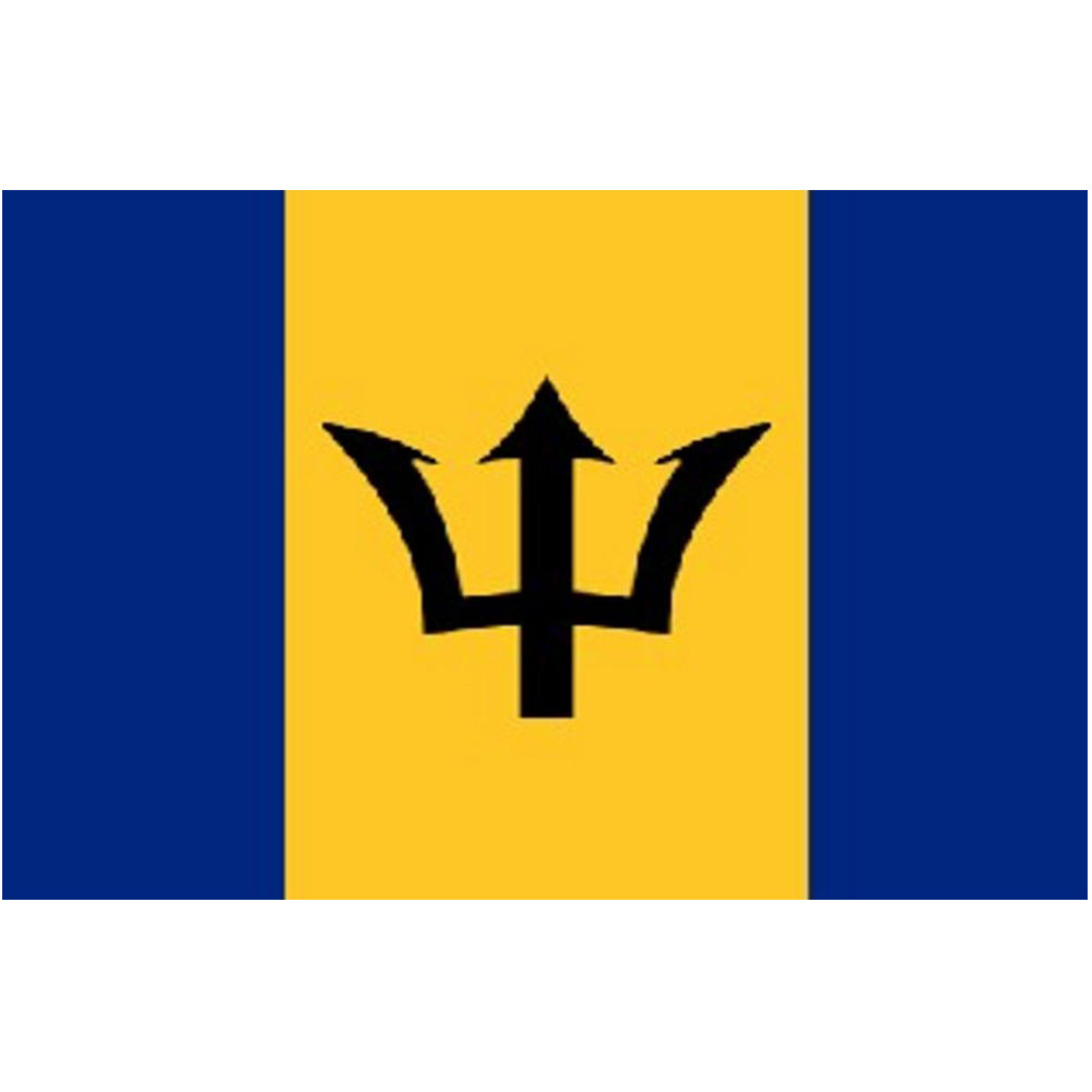 Courtesy Flag Barbados