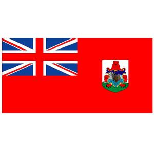 Courtesy Flag Bermuda