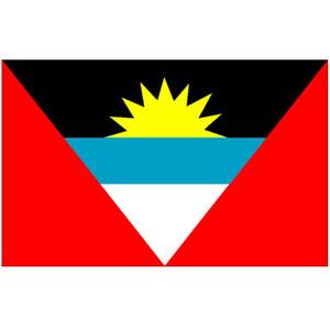 Courtesy Flag Antigua & Barbuda