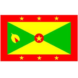Courtesy Flag Grenada