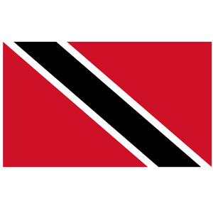Courtesy Flag Trinidad & Tobago