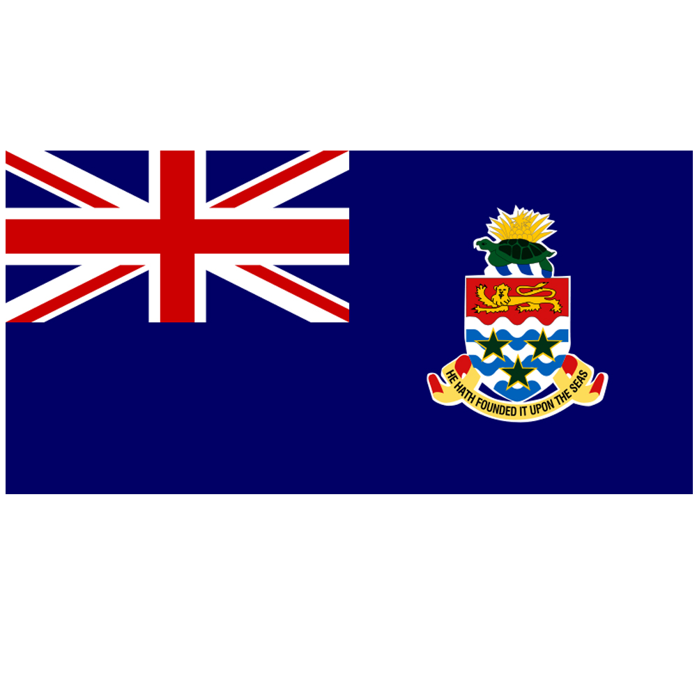 Courtesy Flag Cayman Islands