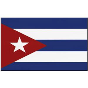Courtesy Flag Cuba