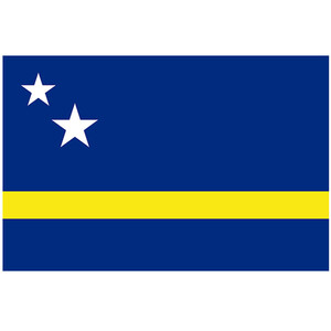 Courtesy Flag Curacao