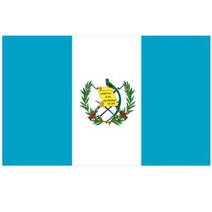 Courtesy Flag Guatemala