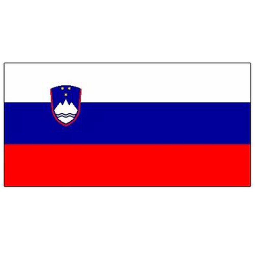 Courtesy Flag Slovenia