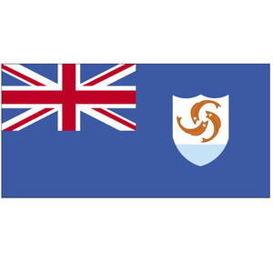 Courtesy Flag Anguilla