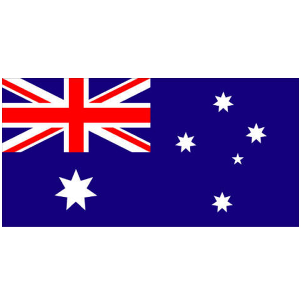 Courtesy Flag Australia