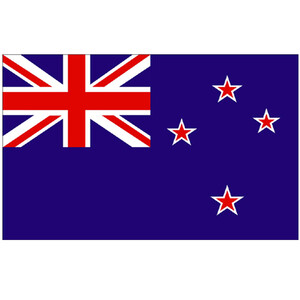 Courtesy Flag New Zealand