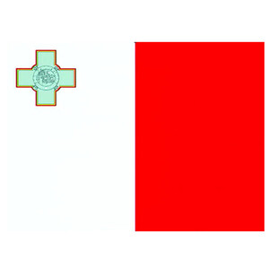 Courtesy Flag Malta