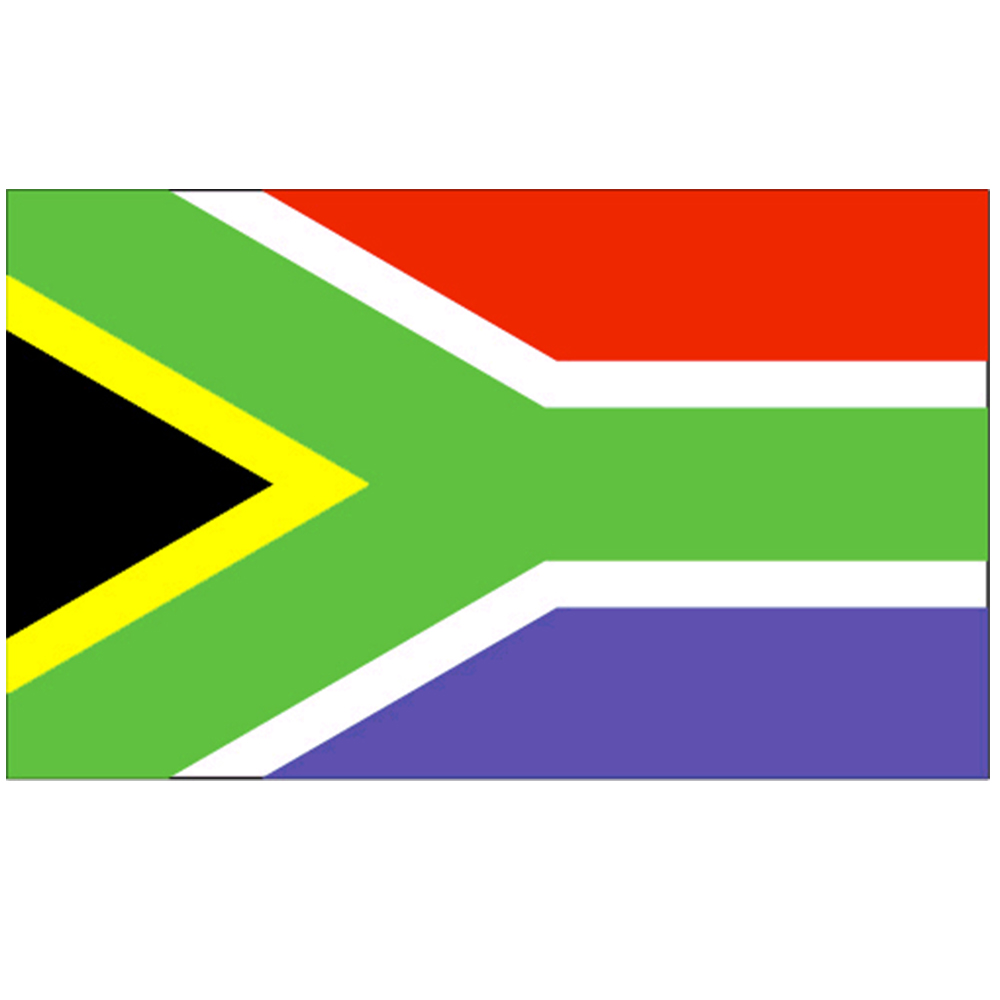 Courtesy Flag South Africa