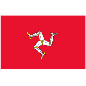 Courtesy Flag Isle of Man