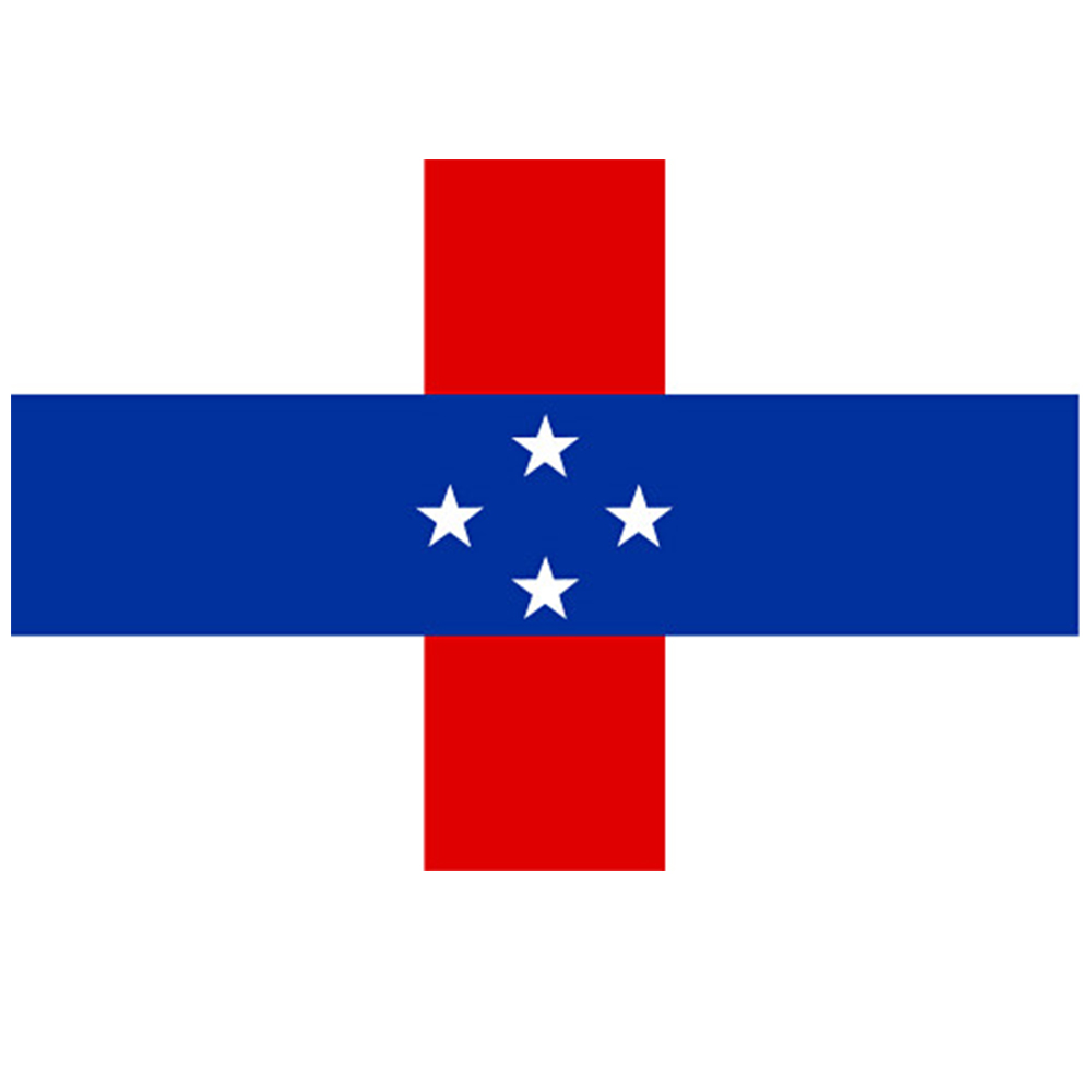Courtesy Flag Netherlands Antilles