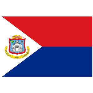Courtesy Flag St. Maarten