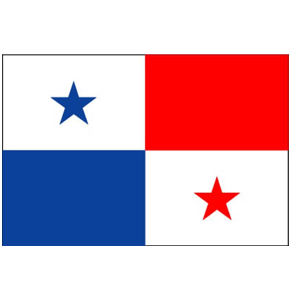 Courtesy Flag Panama