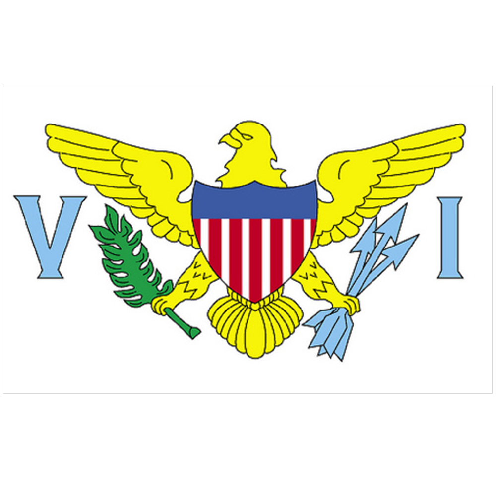 Courtesy Flag US Virgin Islands