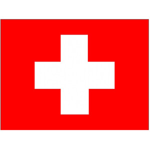 Courtesy Flag Switzerland