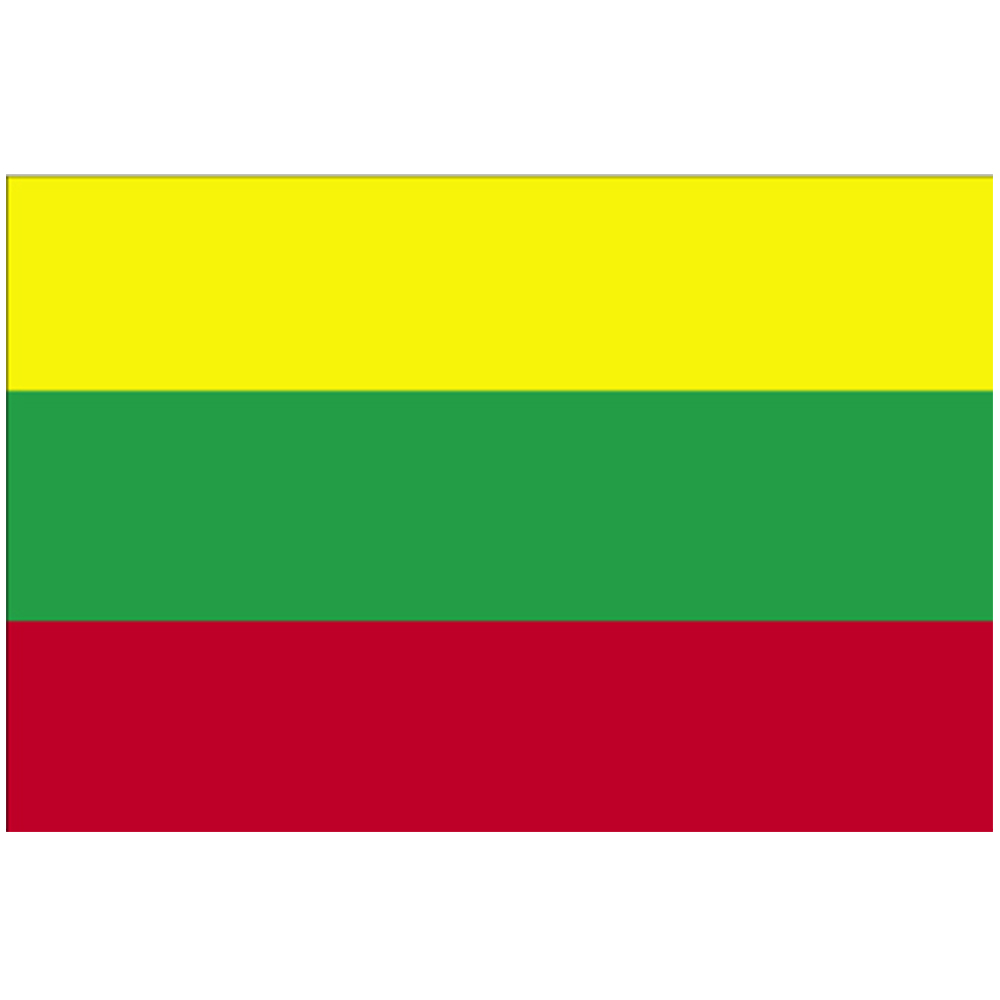 Courtesy Flag Lithuania