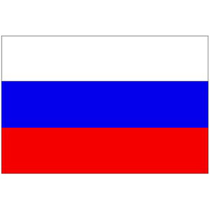 Courtesy Flag Russia