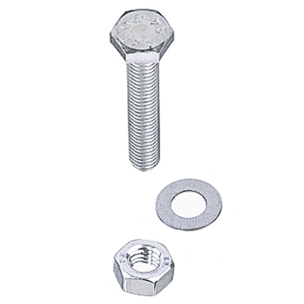 A4 Stainless Steel Hexagon Screws