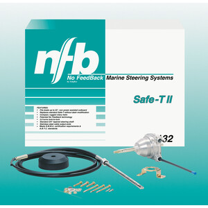 No Feedback Safe T II Boxed Steering Kit