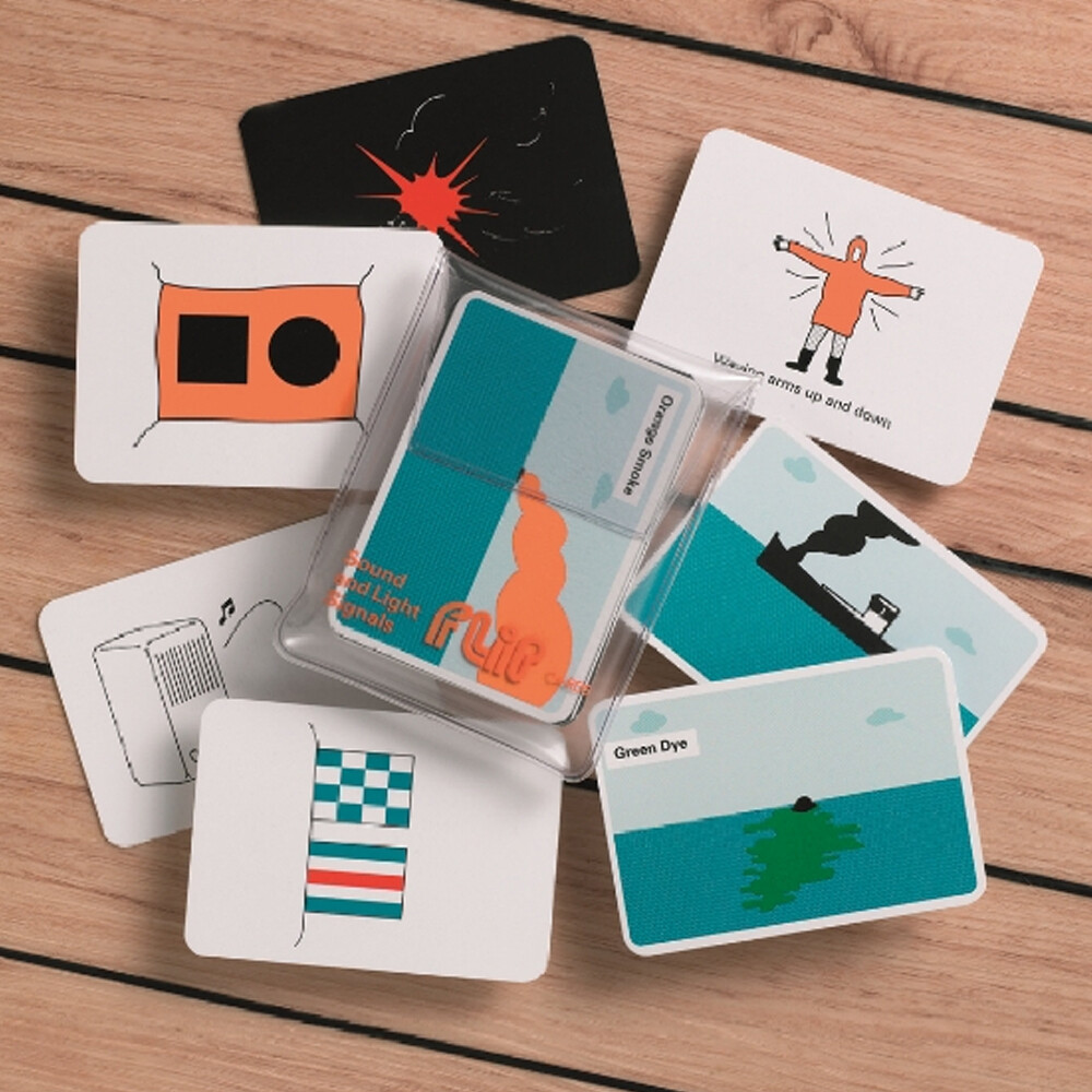 Flip Cards - Complete Set of 8