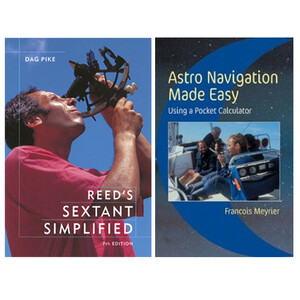 Sextant/Astro Navigation Book Offer