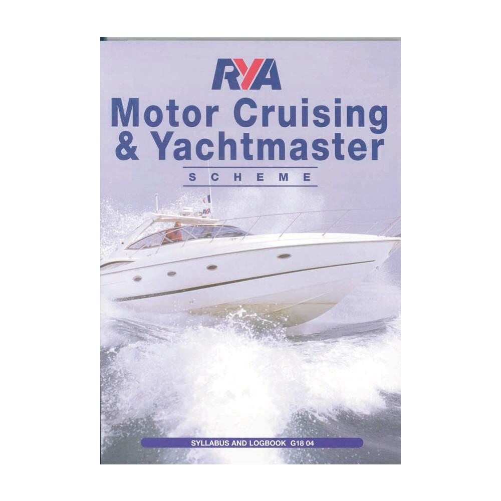 Motor Cruising & Yachtmaster Scheme - Logbook (G18)