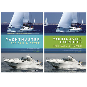 Yachtmaster Books Pack