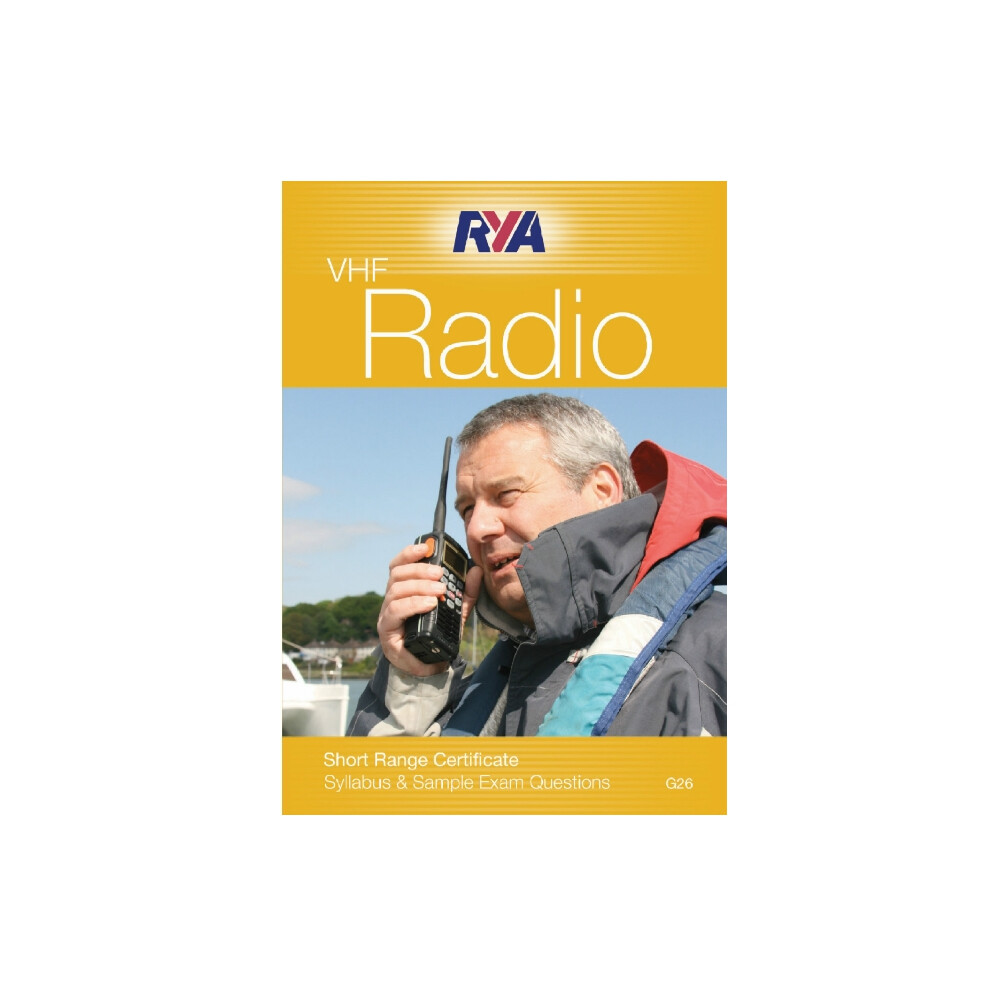 VHF Radio SRC Assessments (G26)