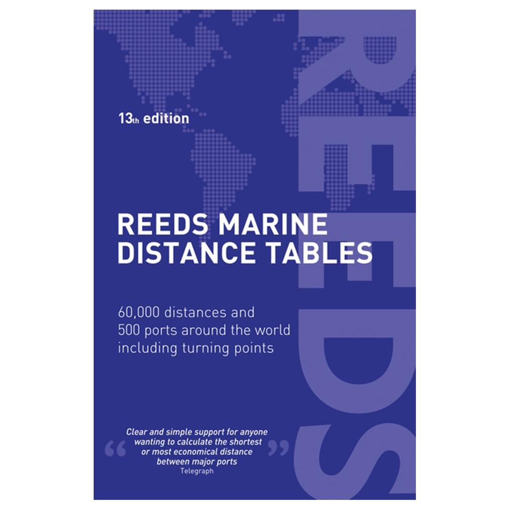 Marine Distance Tables
