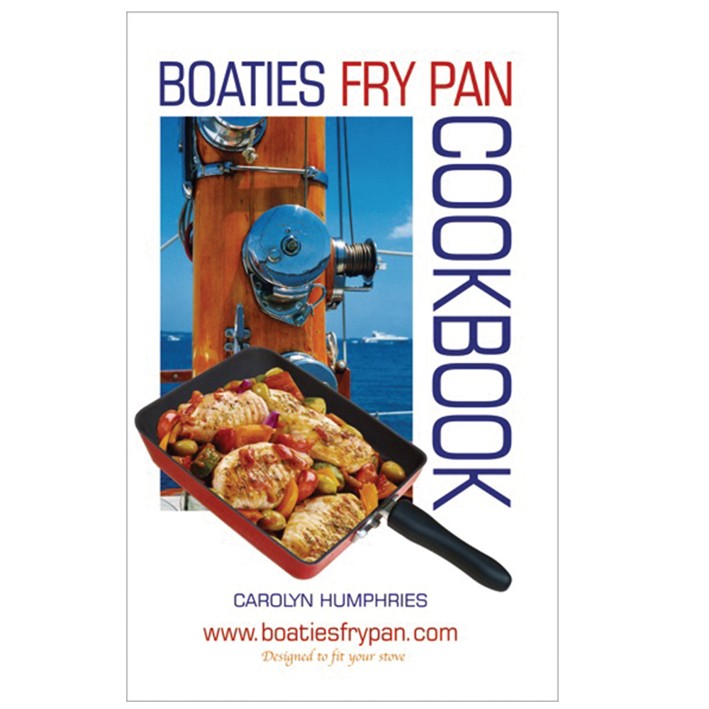 Fry Pan Cookbook