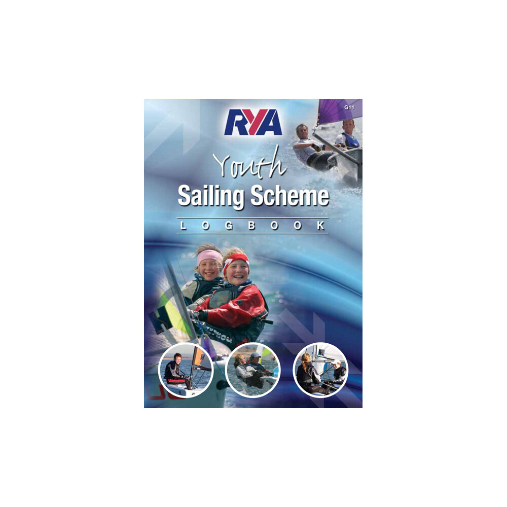Youth Sailing Scheme Logbook (G11)