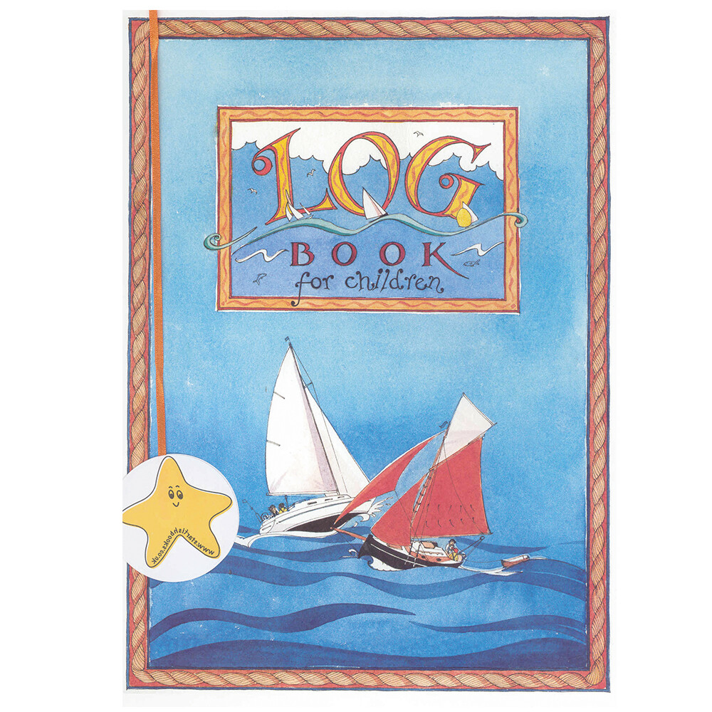 Cruising Logbook for Children