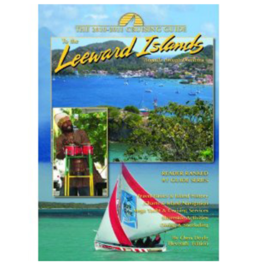 Cruising Guide to the Leeward Islands