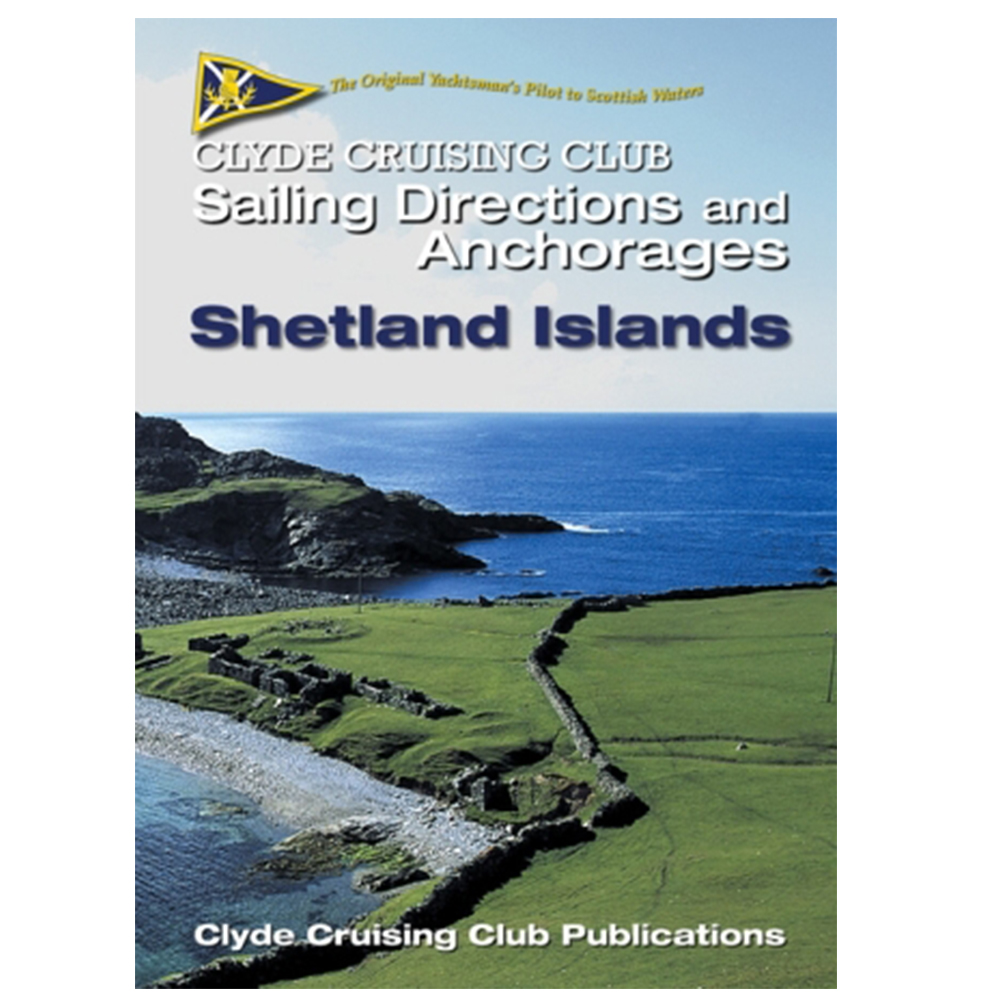Clyde Cruising Club - Shetland Islands
