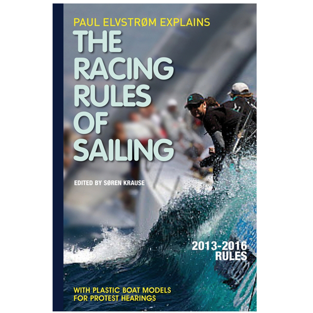 The Racing Rules of Sailing (Elvstrom)